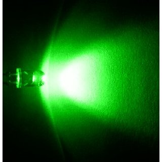 Grüne LED 5mm, 12.000mcd @20° low price